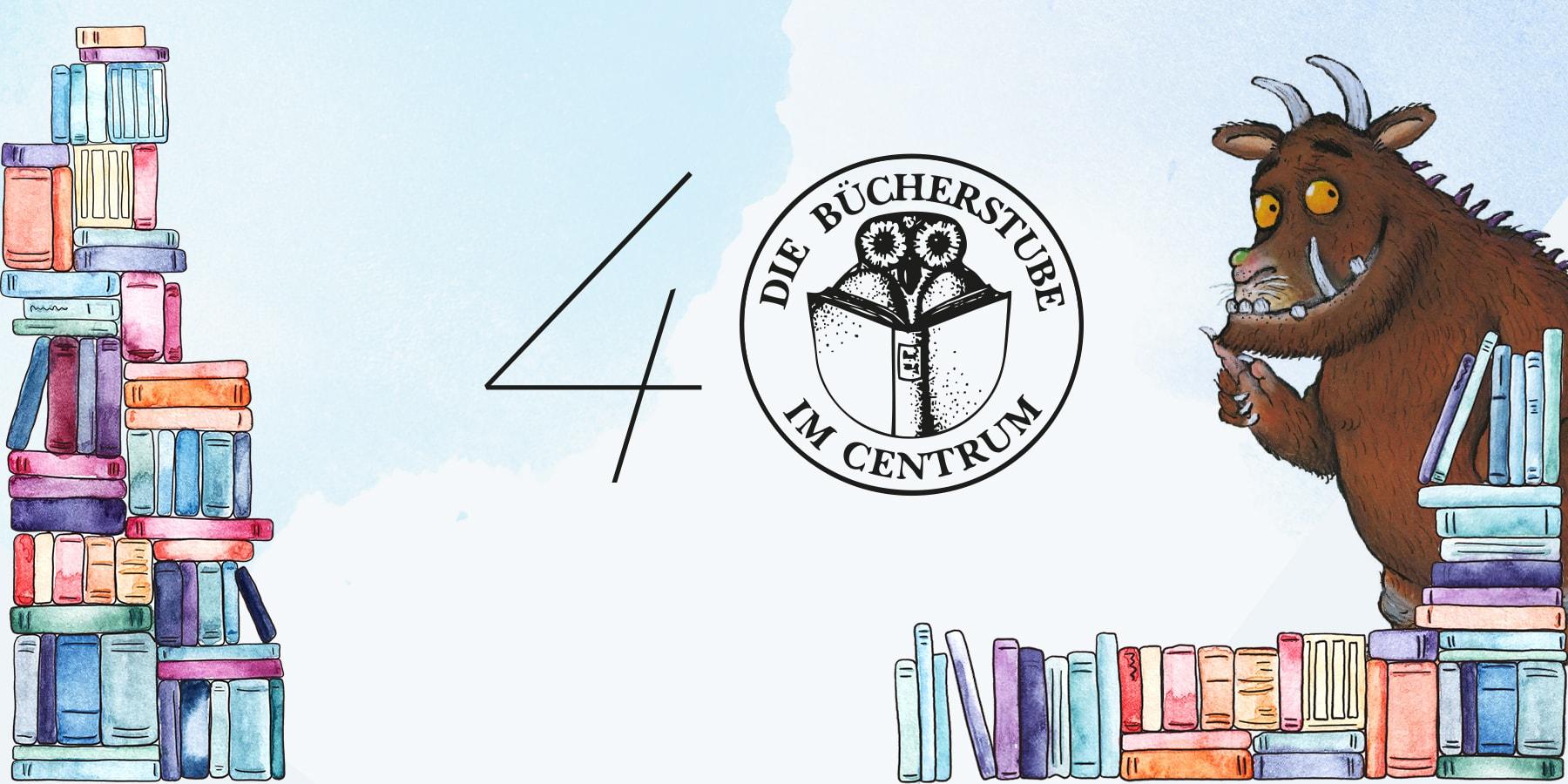 40 Jahre Bücherstube im Centrum